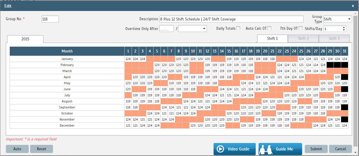 12 shift schedule