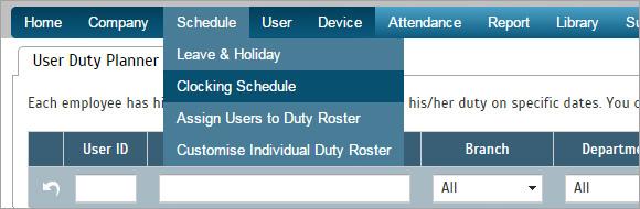 Pitman Shift Schedule