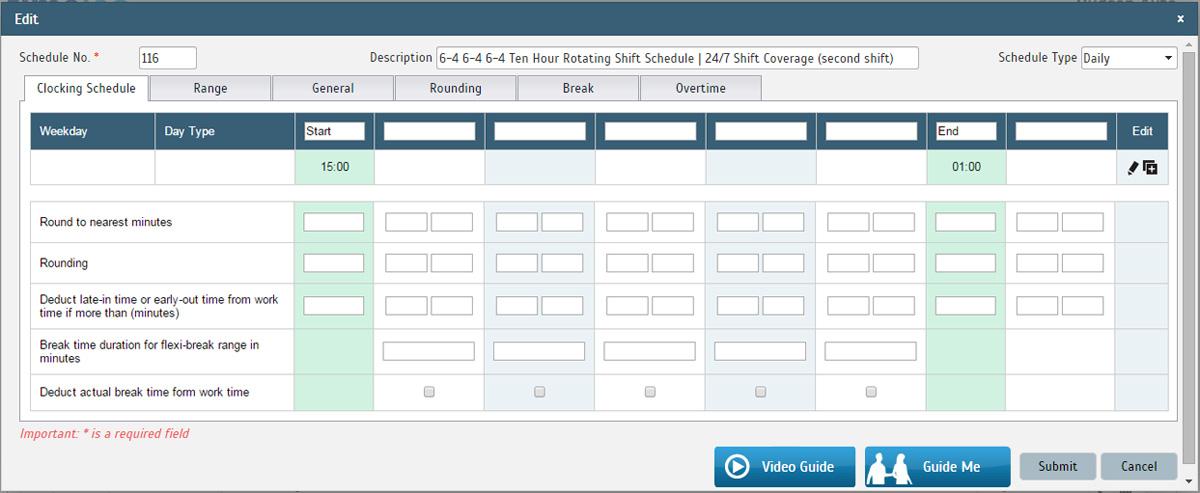 6-4 6-4 6-4 Ten Hour Rotating Shift Schedule